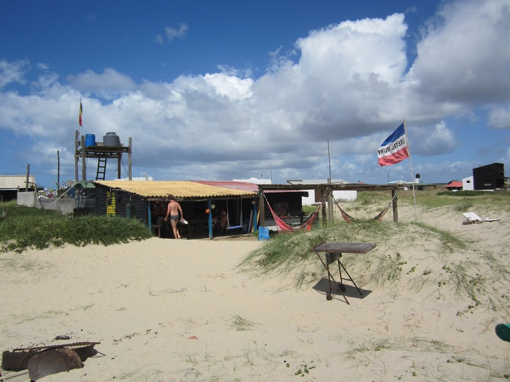 Move By Yourself: Next Stop : Cabo Polonio, Uruguay