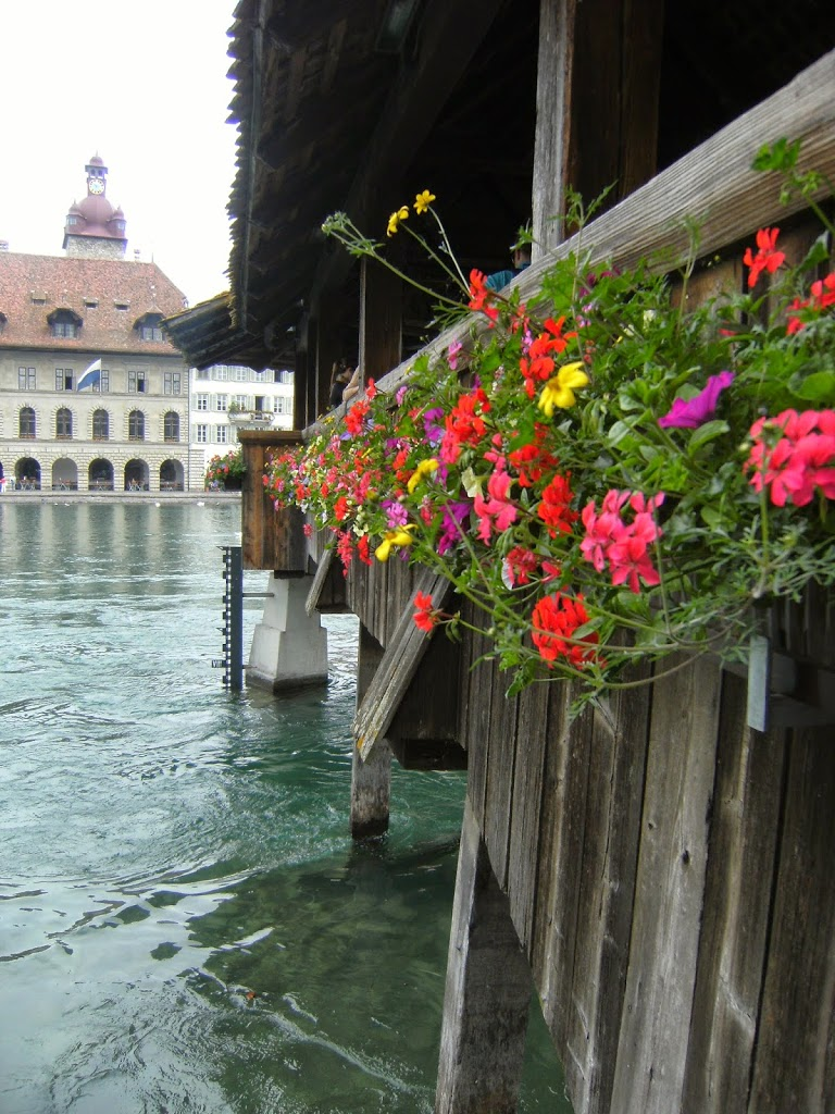 Travel Flashback: Lucerne, Switzerland