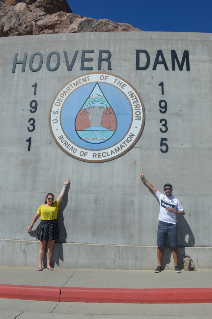 Learning the ins-and-outs of the Hoover Dam