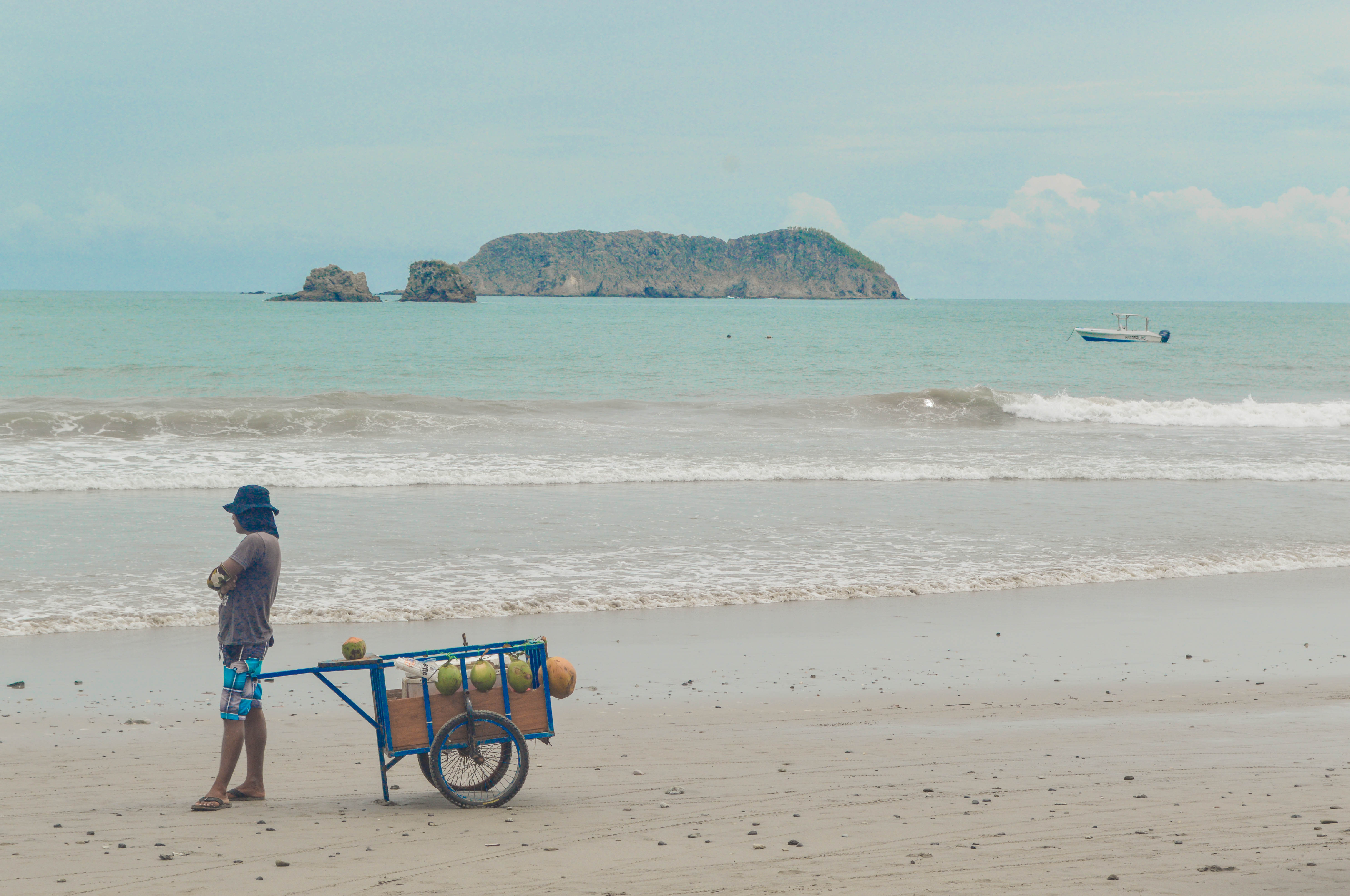Move By Yourself: Costa Rica Part Two: Beach Hopping In Manuel Antonio