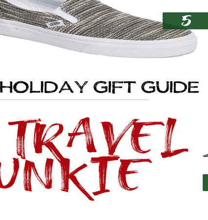 Gift Guide for the Travel Junkie in Your Life