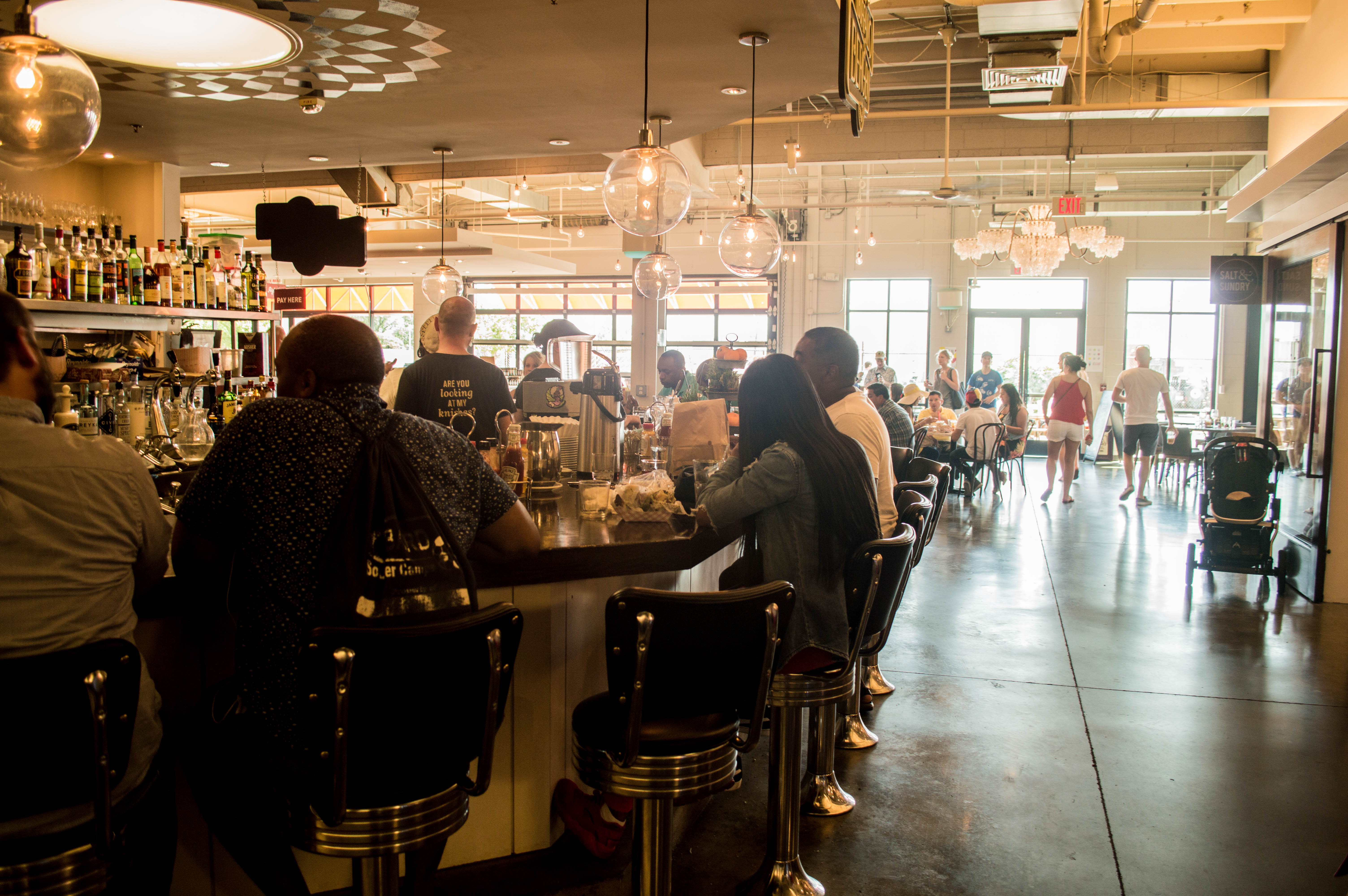 Move By Yourself: An Afternoon At Union Market