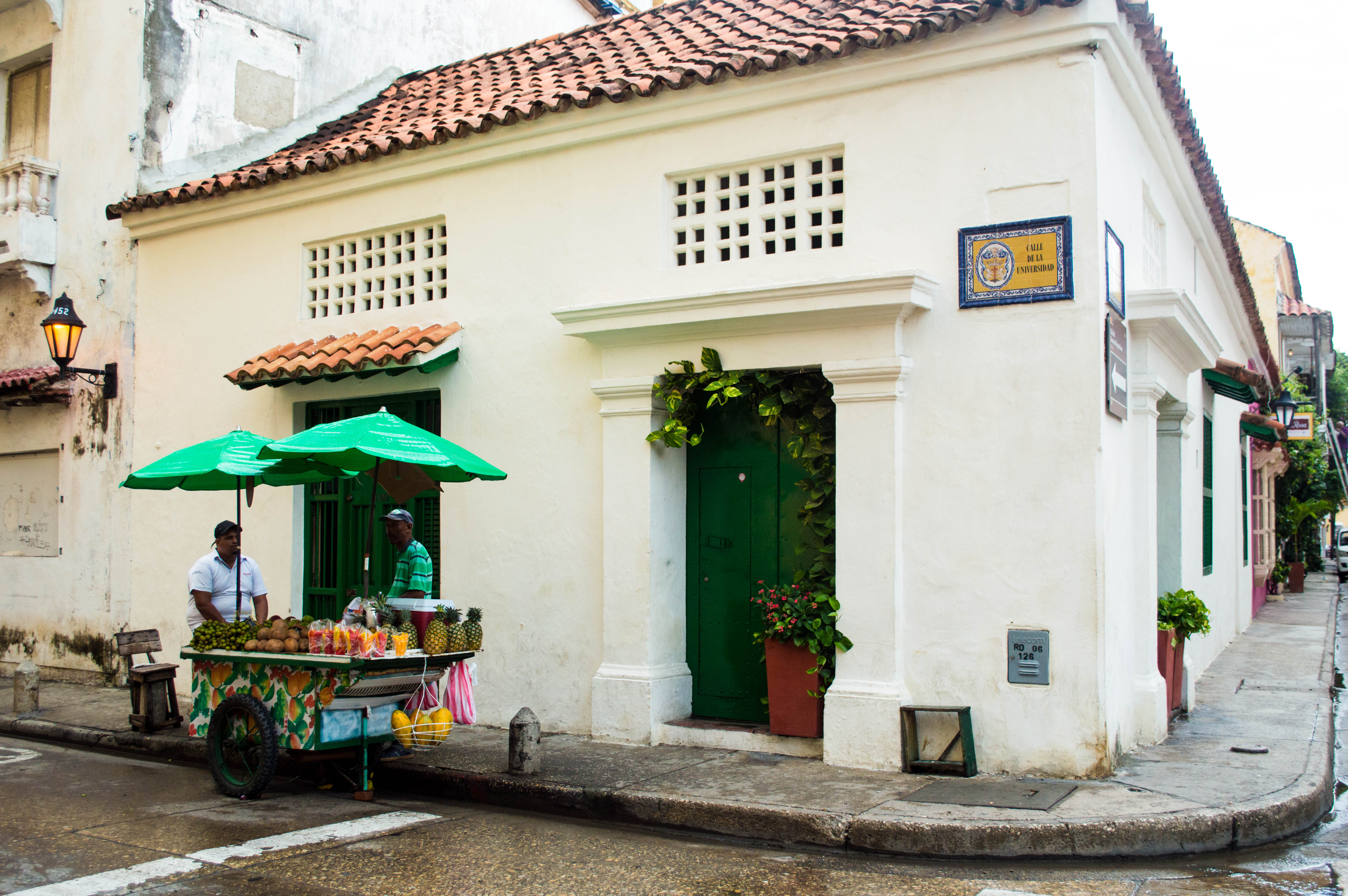 Move By Yourself: My Visit To Dreamy Cartagena!